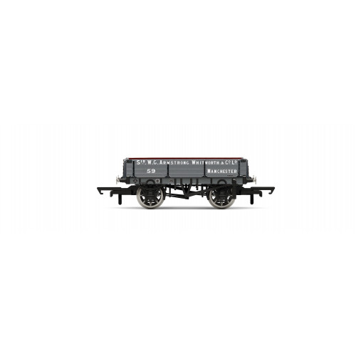 R6859 3 Plank Wagon Armstrong Whitworth & Co. Ltd Manchester
