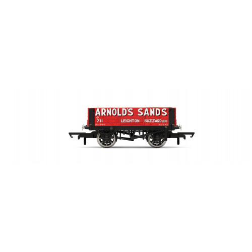 R6862 4 Plank Wagon Arnolds Sands Leighton Buzzard