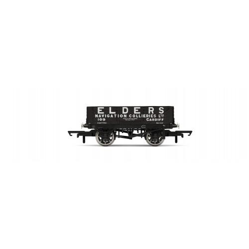 R6863 4 Plank Wagon Elders Navigation Collieries Ltd. Cardiff