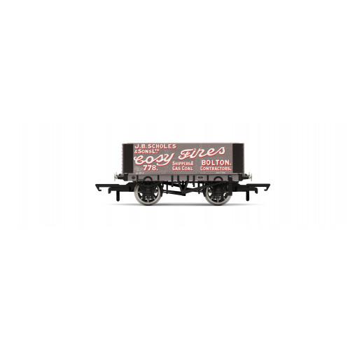 R6871 6 Plank Wagon J.B. Scholes & Sons Ltd. Bolton