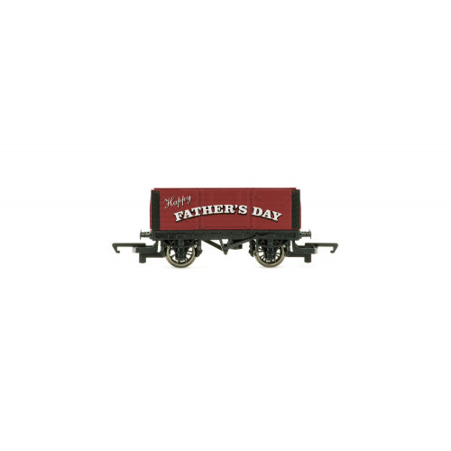 R6878 Father's Day Plank Wagon