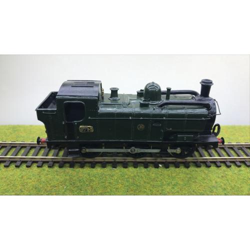 Kit Built Class 97xx 0-6-0T Condensing Pannier Tank Locomotive No.9701 in GWR Green