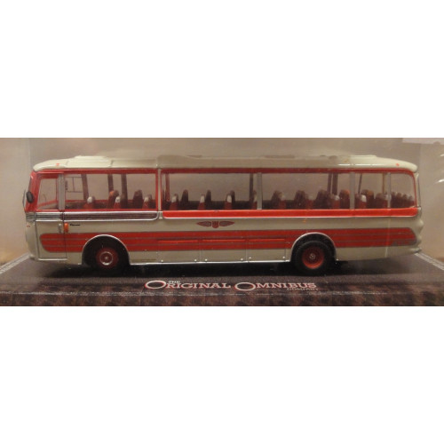Original Omnibus AEC Reliance / Panorama I Sheffield United Tours Coach