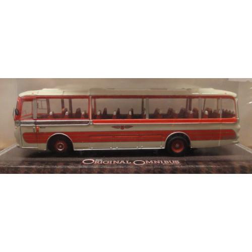 Original Omnibus AEC Reliance / Panorama I Sheffield United Tours Coach