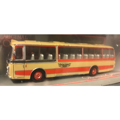 Original Omnibus AEC Reliance Panorarma Coach Yellowway Motor Services