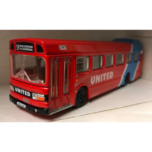 EFE 14403 DL Leyland Natonal United CoachEFE 14403 DL Leyland Natonal United Coach
