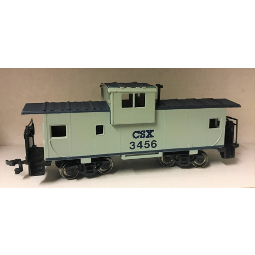 Bachmann HO Scale 17718 36' Wide Vision Caboose CSX