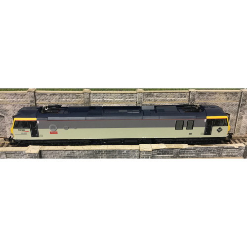 Lima 204873A7 Class 92 Electric Locomotive No.92023 Ravel in Two-Tone Grey Livery