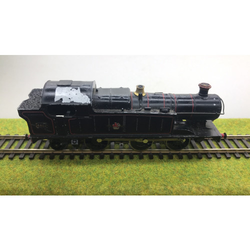 Trix 3-Rail 0-6-2T Steam Locomotive No.6664 in BR Black