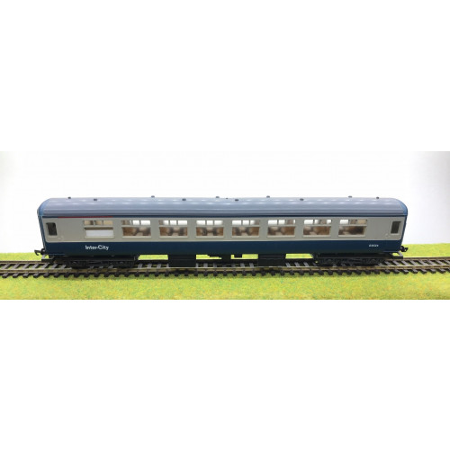 Lima Mk.2 Inter-City Open Coach and Mini Buffet No.E6524 in BR Blue / Grey Livery