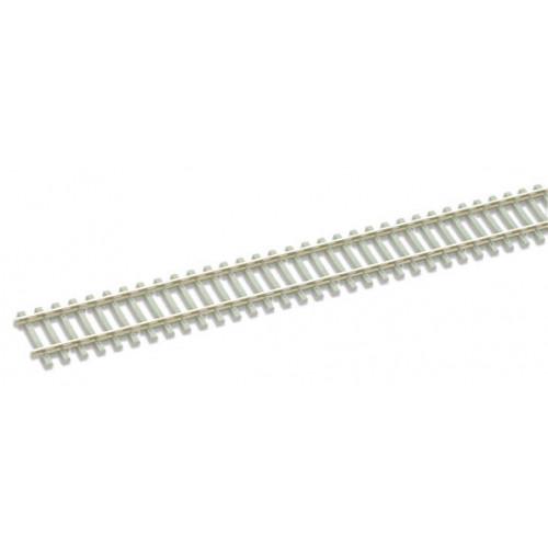 SL-102 Concrete sleeper type, nickel silver rail x 914mm (36in) length