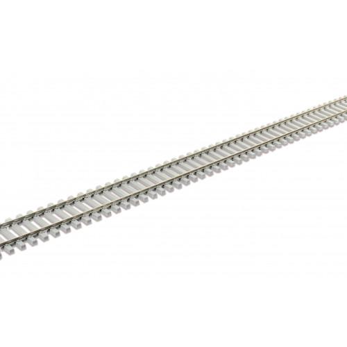 SL-102F Concrete sleeper type, nickel silver rail x 914mm (36in)