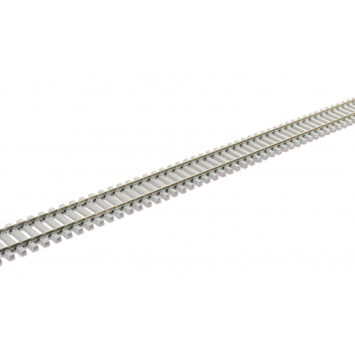 SL-102F Concrete sleeper type, nickel silver rail x 914mm (36in)