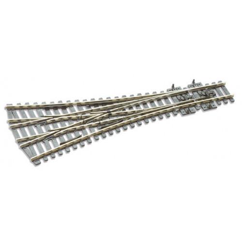 SL-E99 3 Way medium radius Electrofrog