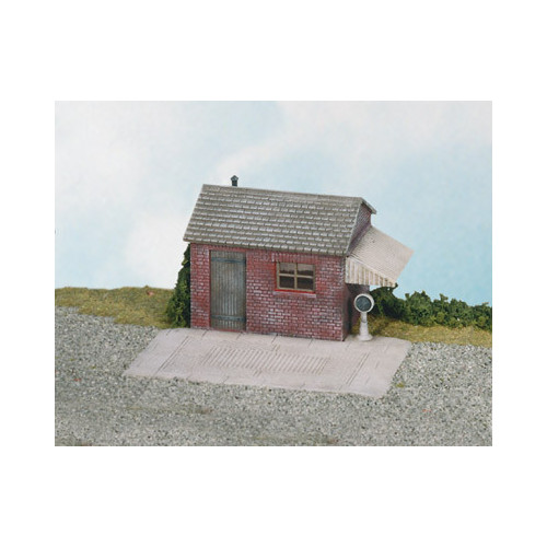 SS16 Wills Kits Weighbridge & Hut