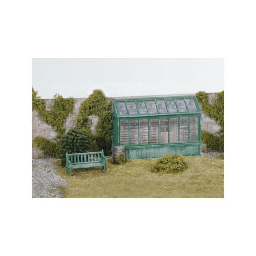 SS24 Wills Kits Conservatory & Garden Seat & Water Butt