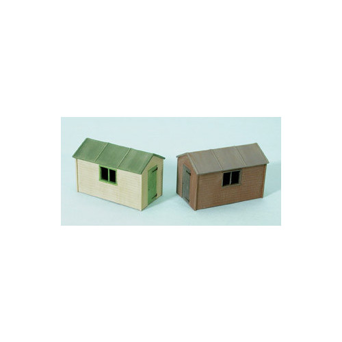 SS58 Wills Kits Garden Sheds, Timber Type (2)