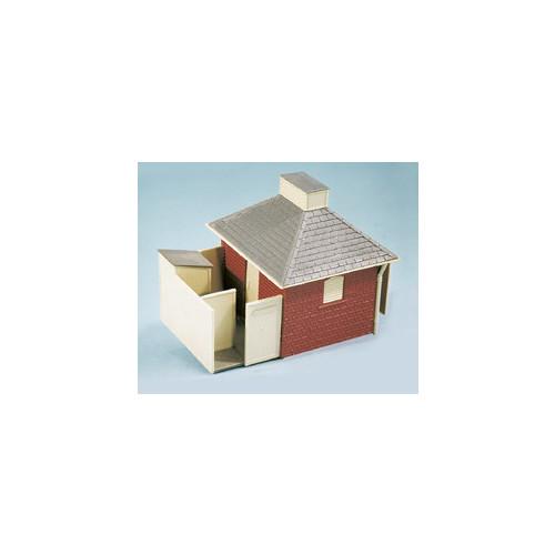 SS66 Wills Kits Public Toilets, Brick Built, Small