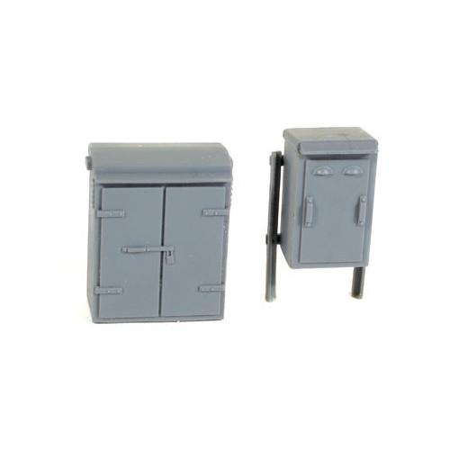 SS88 Wills Kits Relay Boxes (Set 2)