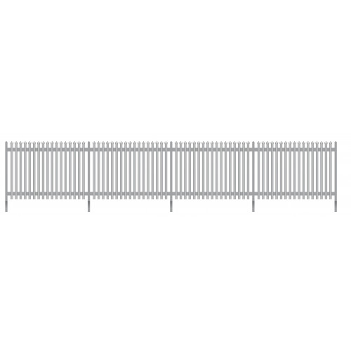 SSM317 Wills Kits Modern Palisade Fencing   (1460mm)