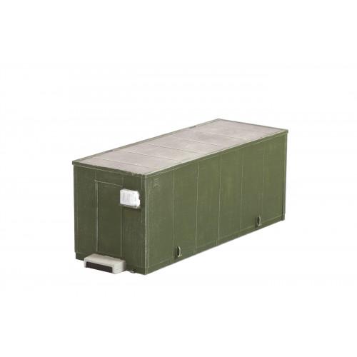 SSM320 Wills Kits Modern Level Crossing Relocatable Equipment Building