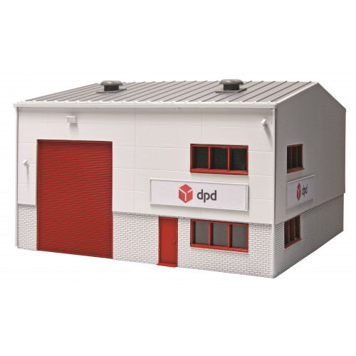 SSM322 Wills Kits Modern DPD Distribution Depot