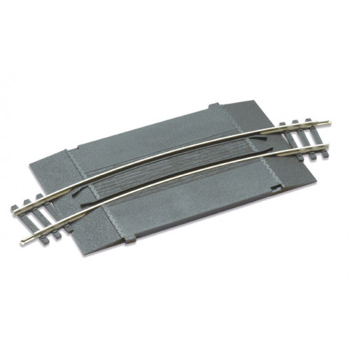 ST-269 No.2 radius Curved Addon Track Unit for level crossing