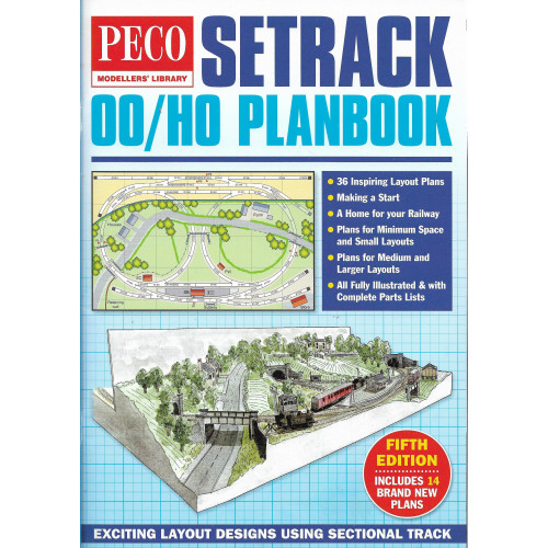 STP-00 Peco OO/HO Setrack Planbook