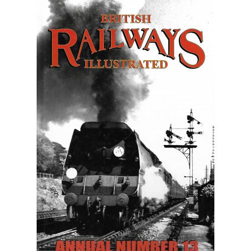 British Railways Illustrated: Annual Number 13