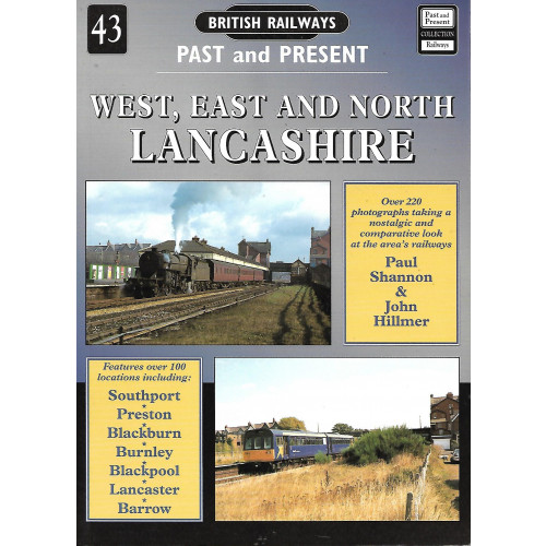 Past & Present: West, East and North Lancashire