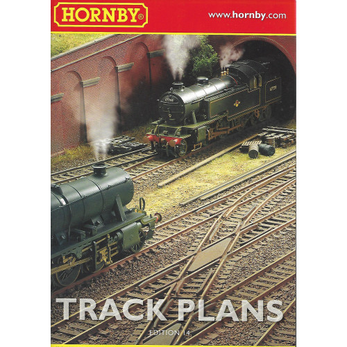 R8156 Hornby Track Plans Edition 14