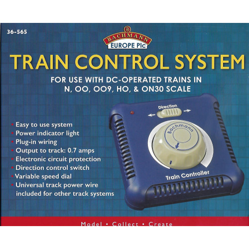 36-565 Bachmann Train Control System for 00-HO-N-On30-009 Gauges