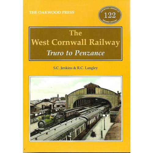 The West Cornwall Railway: Truro to Penzance