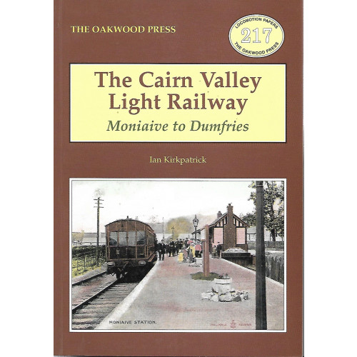 The Cairn Valley Light Railway