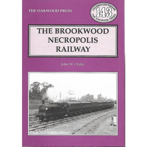 The Brookwood Necropolis Railway