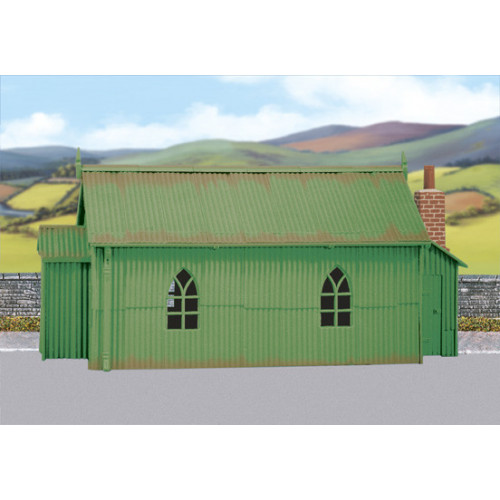 SS70 Corrugated Iron Chapel
