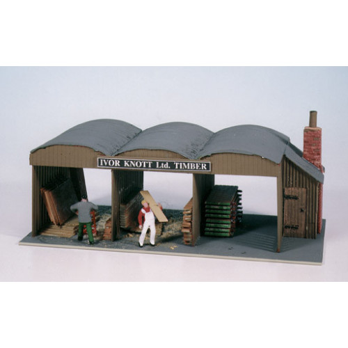 SS73 Small Timber Yard