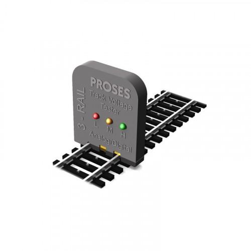 VT-002 3-Rail Track Voltage Tester