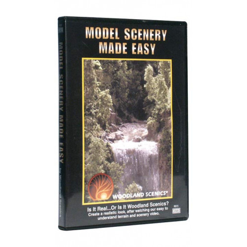 WR973 Model Scenery Made Easy DVD
