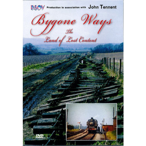 Bygone Ways - The Land of Lost Content Front Cover