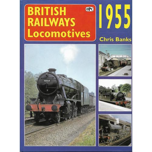 British Railways Locomotives 1955