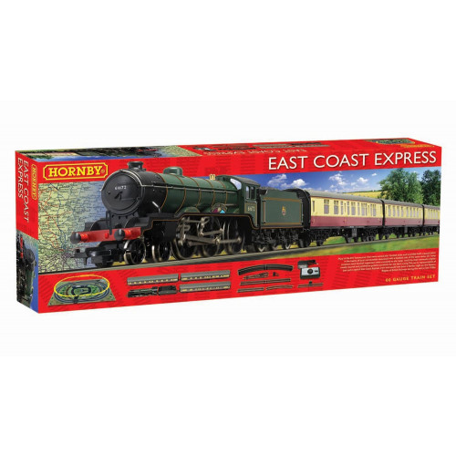 R1214 East Coast Express Train Set