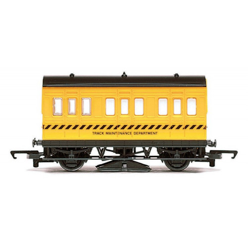 R296 Track Cleaning Coach