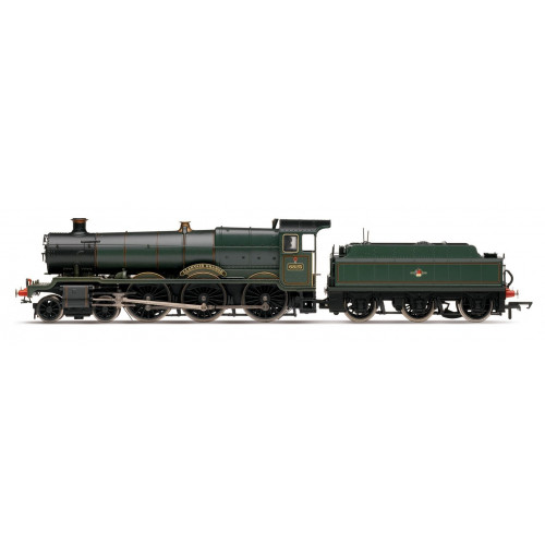 R3452 BR 6800 Grange Class 4-6-0 Locomotive Llanvair Grange No.6825 in BR Green with Late Crest