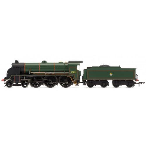 R3456 BR 4-6-0 'Sir Hervis de Revel' N15 King Arthur Class - Early BR