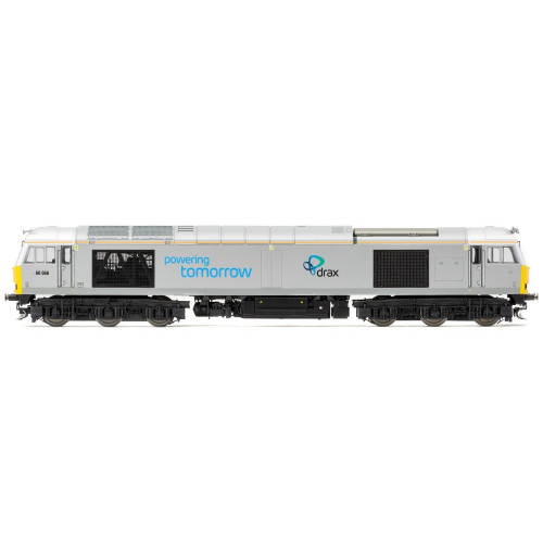 R3479 Class 60 '60066' Drax 'Powering Tomorrow' Co-Co Diesel Locomotive