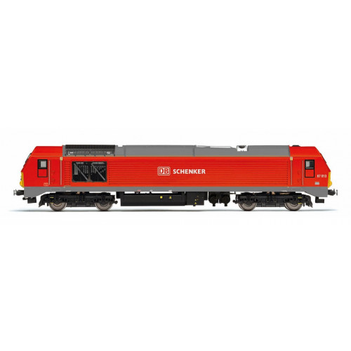 R3574 DB Schenker '67013' Class 67