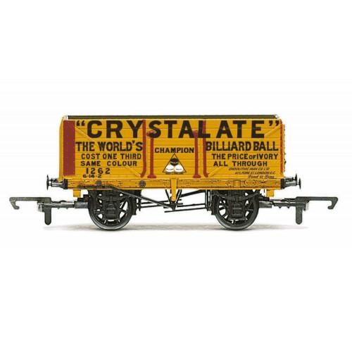 R6810 7 Plank Wagon 'Crystalate'