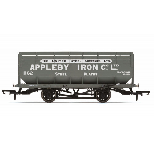 R6821A LMS Dia 1729 20 Ton Coke Wagon Appleby Iron Co. Running No.1162