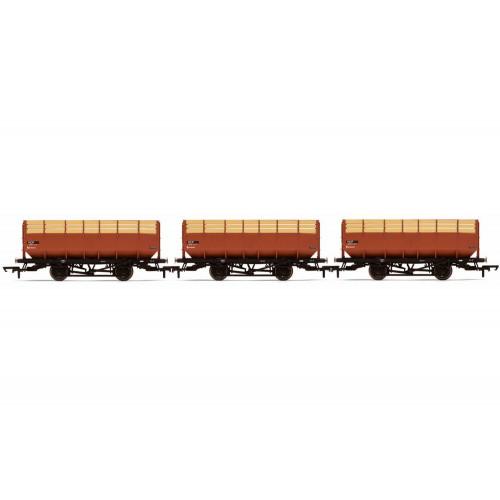 R6830 BR 20 Ton Coke Hopper Wagons - Three Wagon Pack